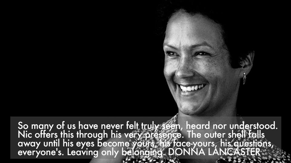 Donna Lancaster Testimonial