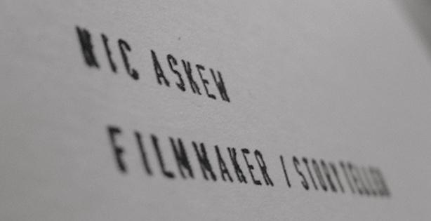 FILMMAKER STORYTELLER 3